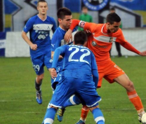 """""""Левски"""" напредна с 0 точки за 1 година"""