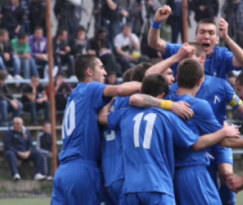 Юноша на Левски с гол във втора австрийска дивизия