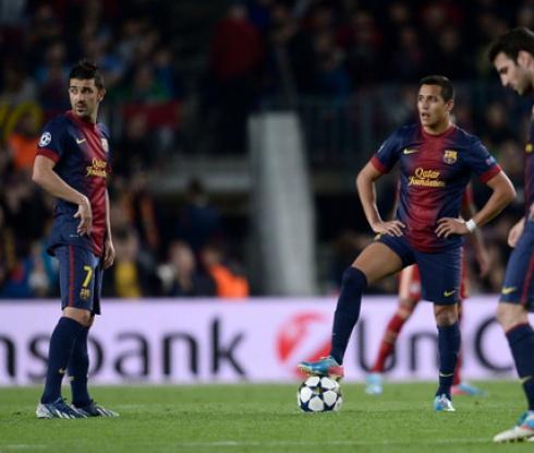 Барселона изравни антирекорд на ЦСКА