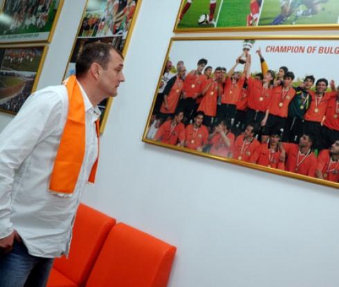 Загорчич: Спечелихме срещата и с малко късмет
