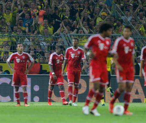 Байерн домакин на Хановер за Купата, Дортмунд среща Мюнхен 1860
