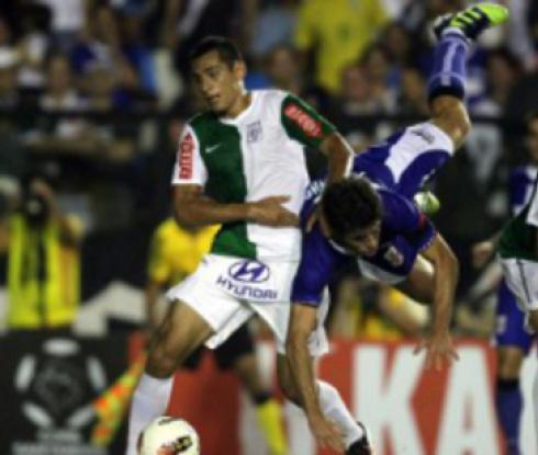 Крузейро запази лидерската си позиция в Бразилия