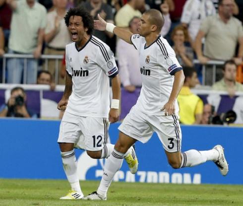 Марсело ще е готов за дербито на Мадрид