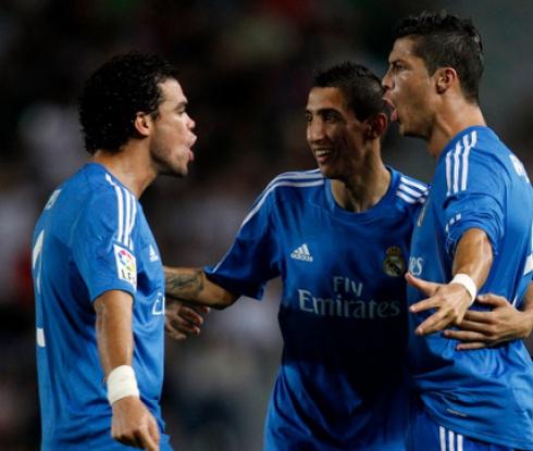 Драматична и спорна победа за Реал Мадрид над новак (видео)