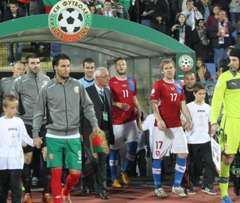 България загуби 12 места в световната ранглиста на ФИФА