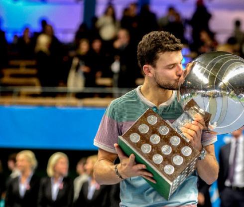 Исторически триумф за българския тенис! Гришо спечели първа титла в кариерата си