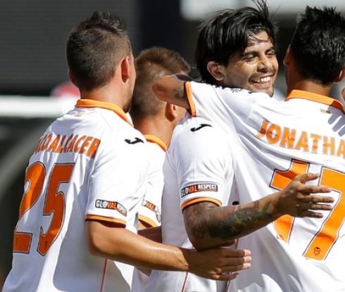 Елче попари Валенсия, Коста направи пропуска на сезона