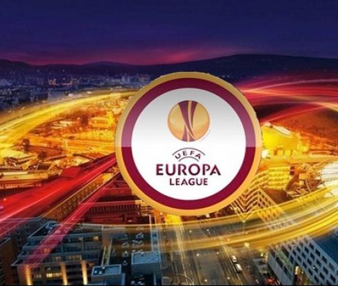 Пълен жребий за 1/4-финалите на Лига Европа