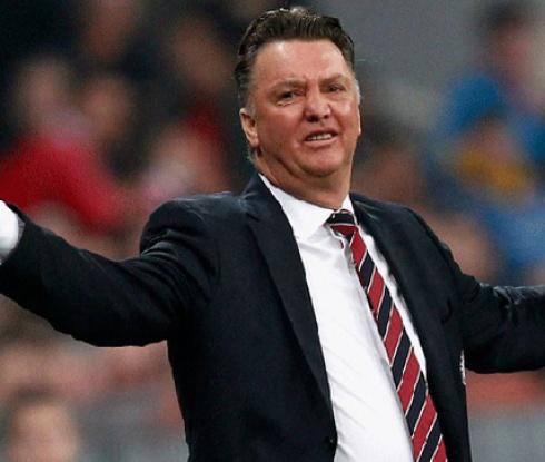 Официално: Ван Гаал е новият мениджър на Ман Юнайтед