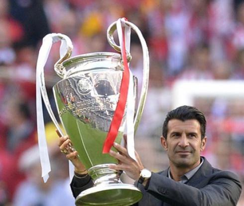 Фиго: Стоичков е сред най-великите в Шампионската лига