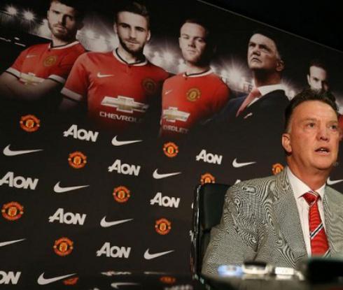Ван Гаал: Гигс ще ме наследи начело на Юнайтед