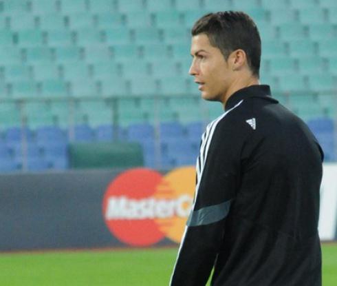 Роналдо гони рекорд на Раул срещу Лудогорец