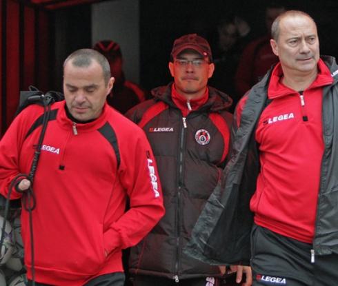 Емил Велев е новият треньор на Хасково