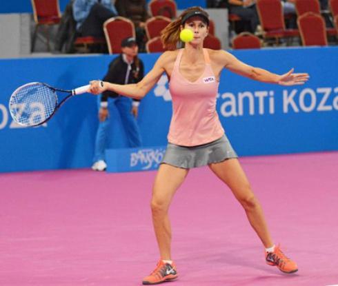 Пиронкова приключи в София със загуба