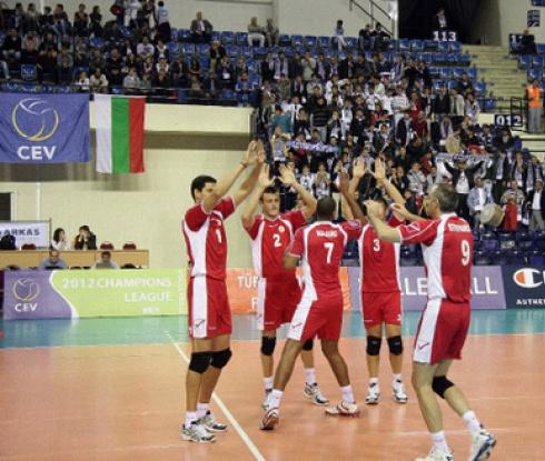 ЦСКА разби Левски във волейболното дерби