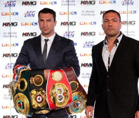 Легенди на бокса пожелаха успех на Кобрата