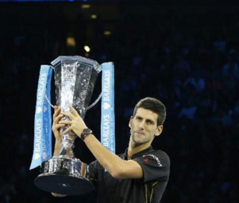Джокович взе титлата след отказване на Федерер