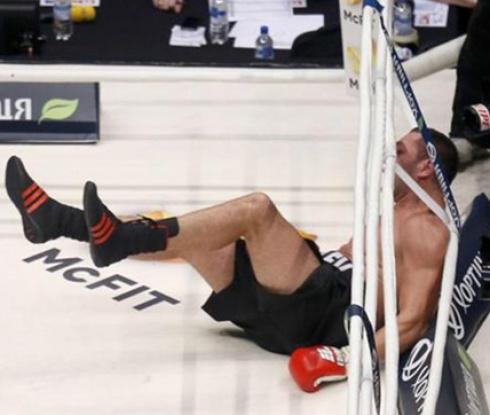 Кубрат останал на крака след удар със сила равна на 450 килограма