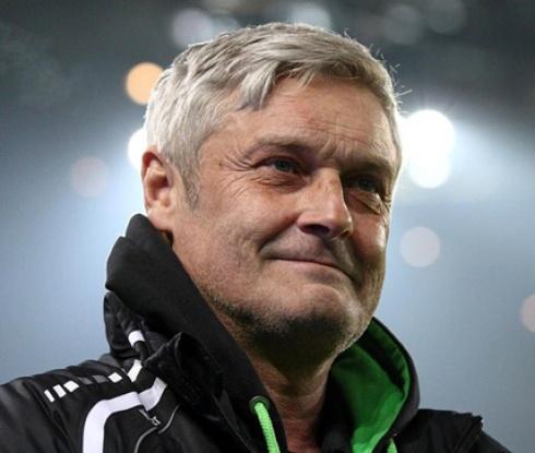 Треньорът на Щутгарт хвърли оставка
