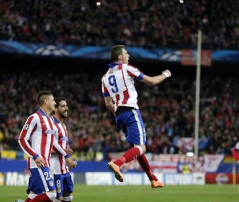 Елче - Атлетико Мадрид 0:2 (видео)