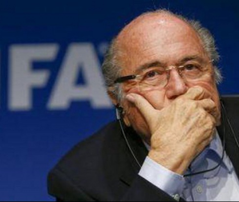 Сеп Блатер може да се оттегли от ФИФА