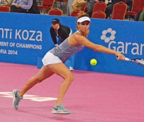 Пиронкова потвърди участие на турнира в Антверп