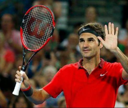 Гришо претърпя тежка загуба от Федерер (видео)