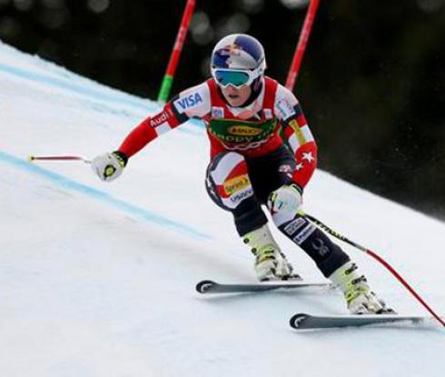 Линдзи Вон изравни вечния рекорд на Мозер-Прьол
