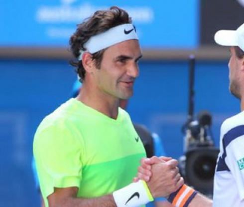Федерер отпадна сензационно в Мелбърн