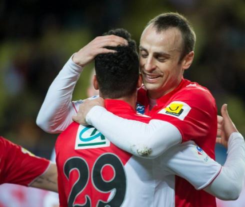 Бербатов с нов победен гол за Монако (видео)