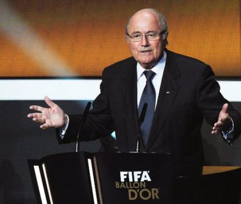 Блатер официално отново кандидат за президент на ФИФА