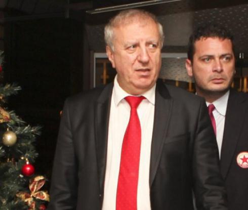 ЦСКА остава без генерален спонсор до края на сезона