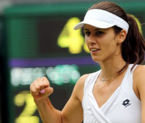 Пиронкова се изкачи с 8 места в Световната ранглиста