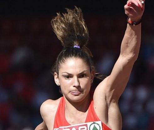 Габриела Петрова спечели сребърен медал на Европейското първенство