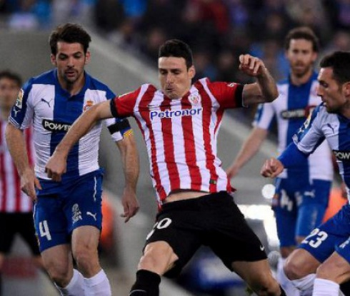 Еспаньол - Атлетико Мадрид 0:0 (видео)