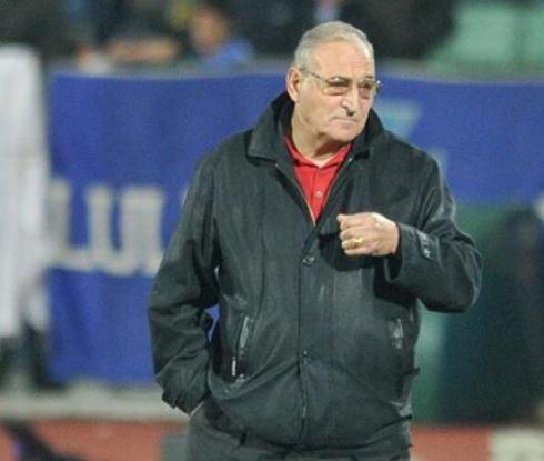 Пенев застава начело на ЦСКА