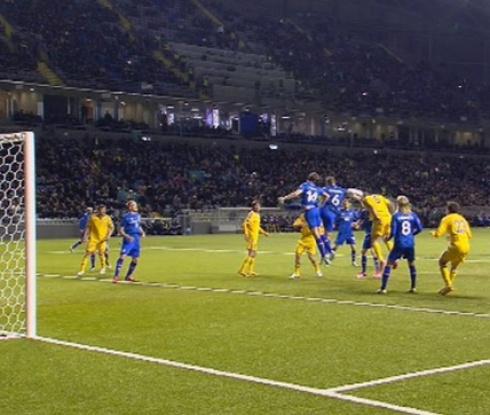 Казахстан - Исландия 0:3 (видео)