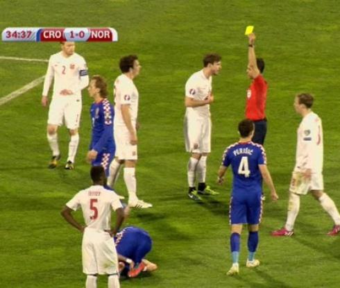Хърватия - Норвегия 5:1 (видео)