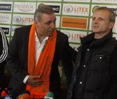 Томов преговаря с Гриша Ганчев за ЦСКА