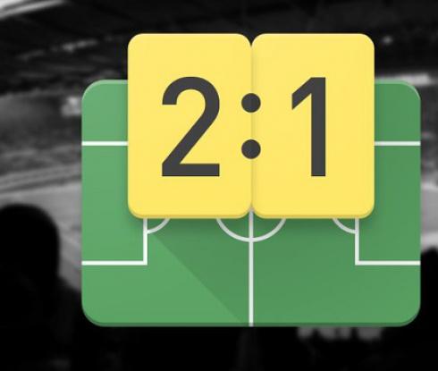 Влезте в света на футбола с The Livescore App