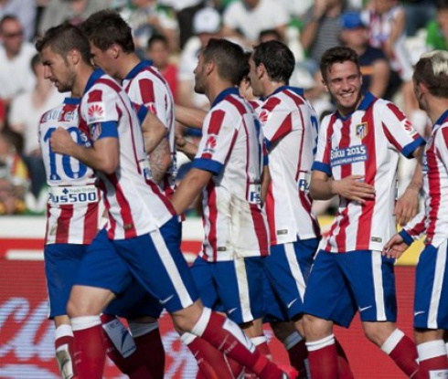 Кордоба - Атлетико Мадрид 0:2 (видео)