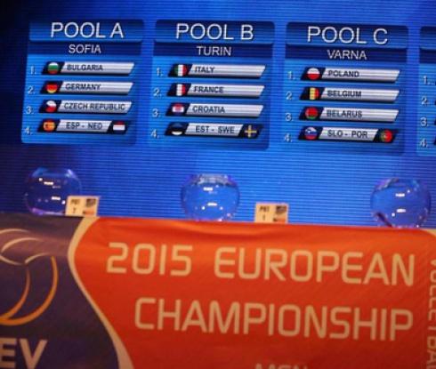 Германия победи Турция, България извън полуфиналите на Евроволей 2015
