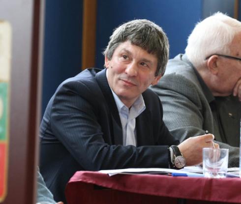 Валентин Йорданов преизбран за президент на БФ Борба