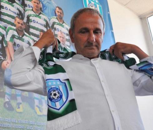 Спасов: Това е награда за усилията на отбора