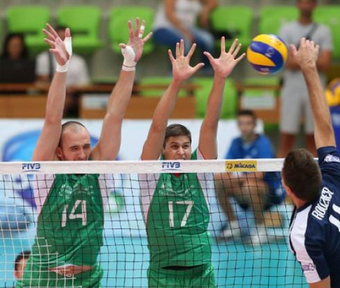 Националният отбор по волейбол започна подготовка