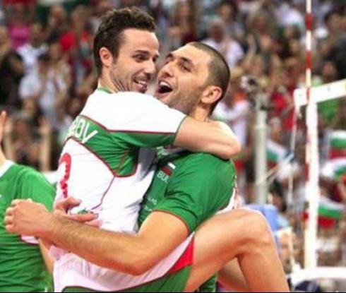 Двама български волейболисти в Отбора на света
