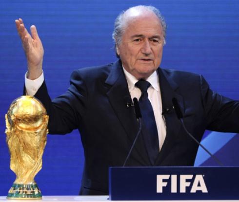ФИФА в ерата на Сеп Блатер (хроника)