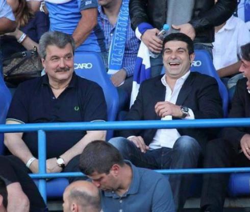 Батков се оттегля от Левски, Иво Тонев поема клуба