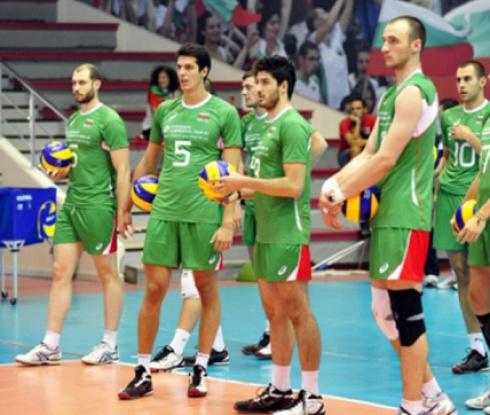 Състав на България за презокеанското турне в Световната лига