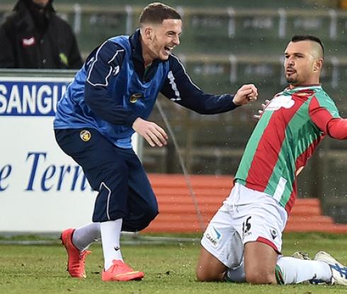 Божинов пред завръщане в Серия А